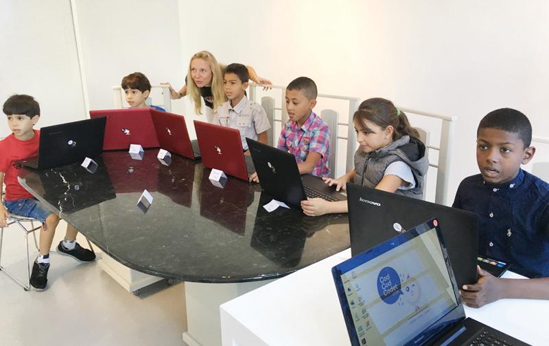 Cod Cod Codet: La programmation numérique à la portée des enfants