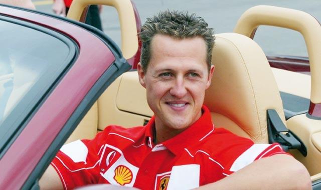 Michael Schumacher motivera l'équipe d'Allemange