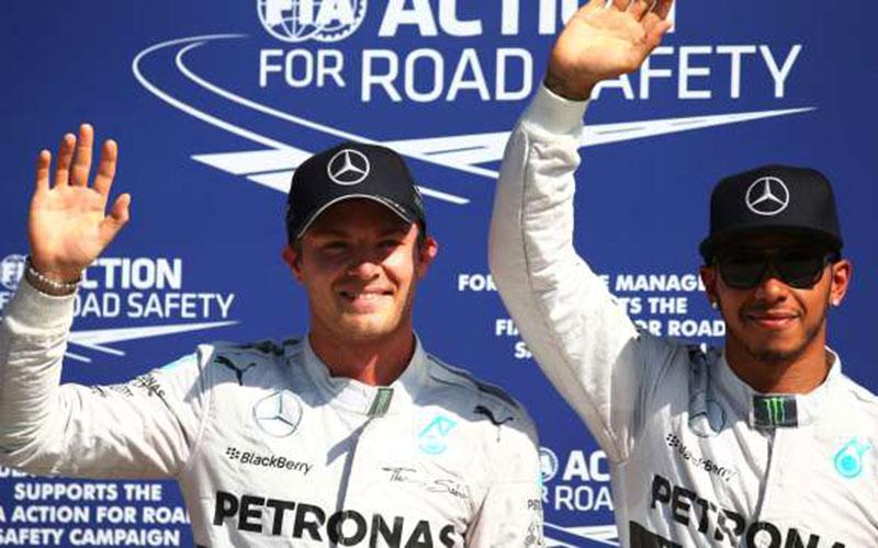 Formule 1 : Lewis Hamilton remporte le Grand Prix d'Italie