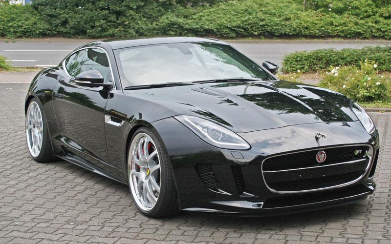 Jaguar F-Type R: Sprinteur hors pair!