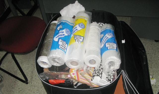 3,35 kg de cocaïne saisis à l'aéroport mohammed V