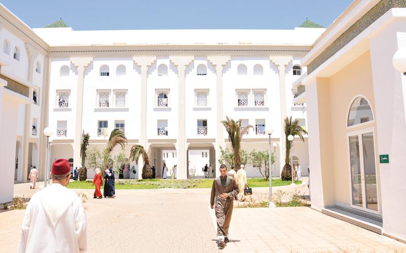 Un rempart contre l'extrémisme: Une journée à l'Institut Mohammed VI de formation des imams
