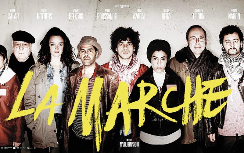 «La marche» six fois nominé aux Magritte du cinéma belge