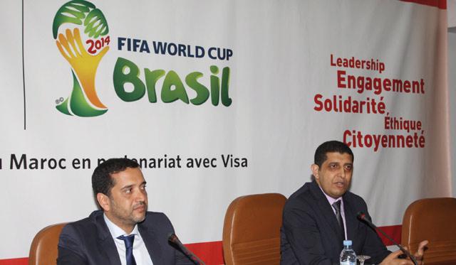 AWB, banque officielle au Maroc de la Coupe du monde 2014