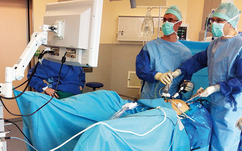 La chirurgie mini-invasive, une révolution !