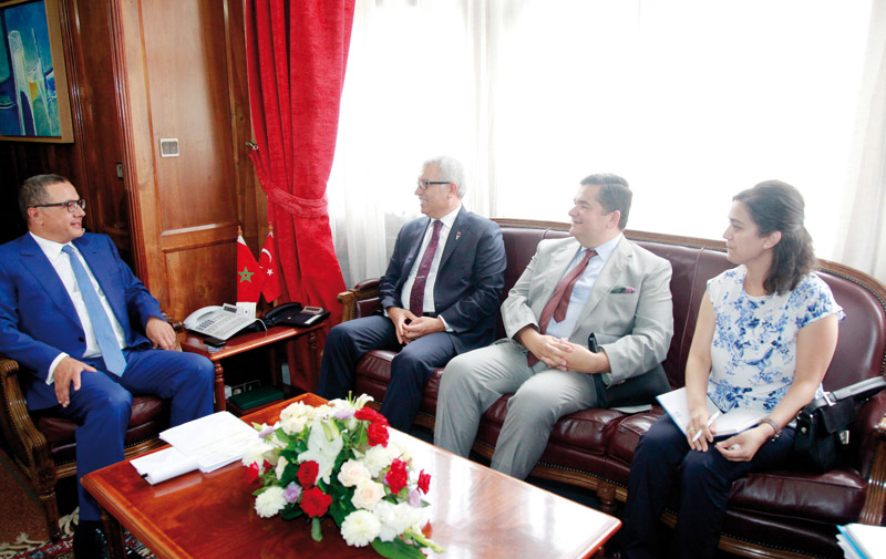 Maroc-Turquie: Les perspectives d'investissement  se tracent