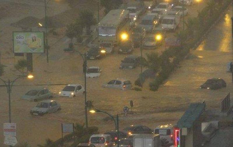 Algérie: Trois morts et des dégâts matériels après les fortes chutes de pluie