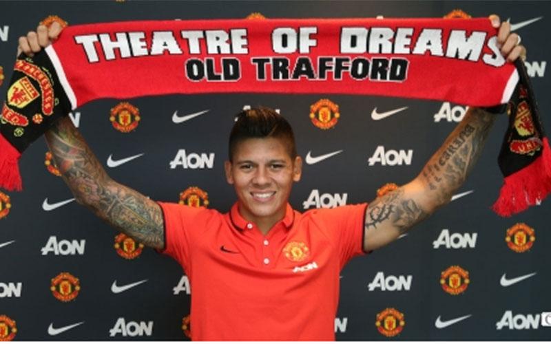 Manchester : Marco Rojo obtient son permis de travail pour jouer