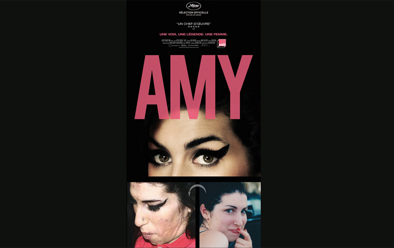Documentaire: «Amy» s'invite à l'Uzine