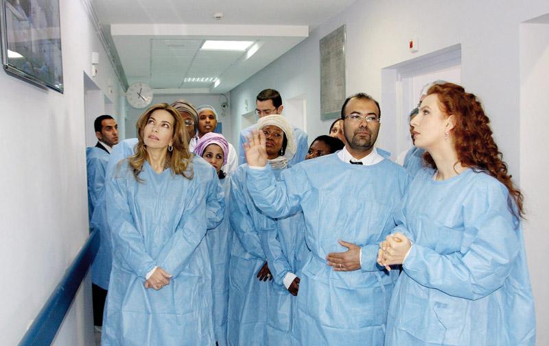 Fondation Lalla Salma – prévention et traitement des cancers: Dix ans de combat