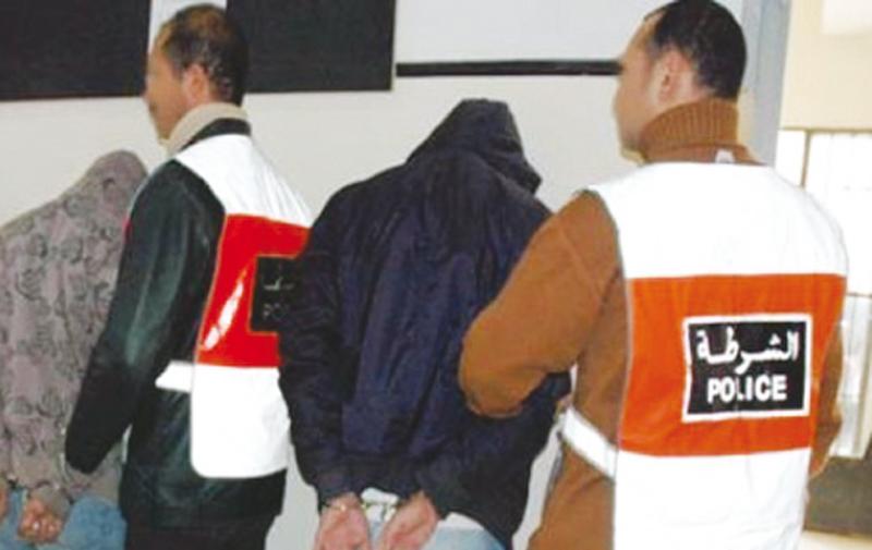 Laâyoune : Démantèlement d'une bande de malfaiteurs dont un mineur