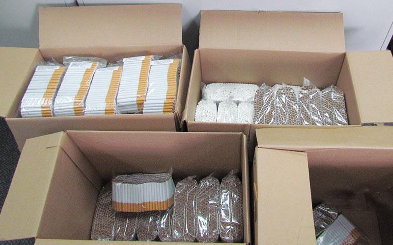 Lutte contre la contrebande de cigarettes: La Commission nationale resserre l'étau