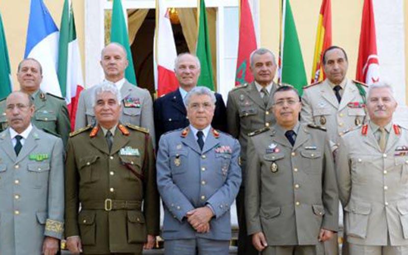 Initiative «5+5» : Réunion des ministres de la défense les 10 et 11 décembre à Grenade