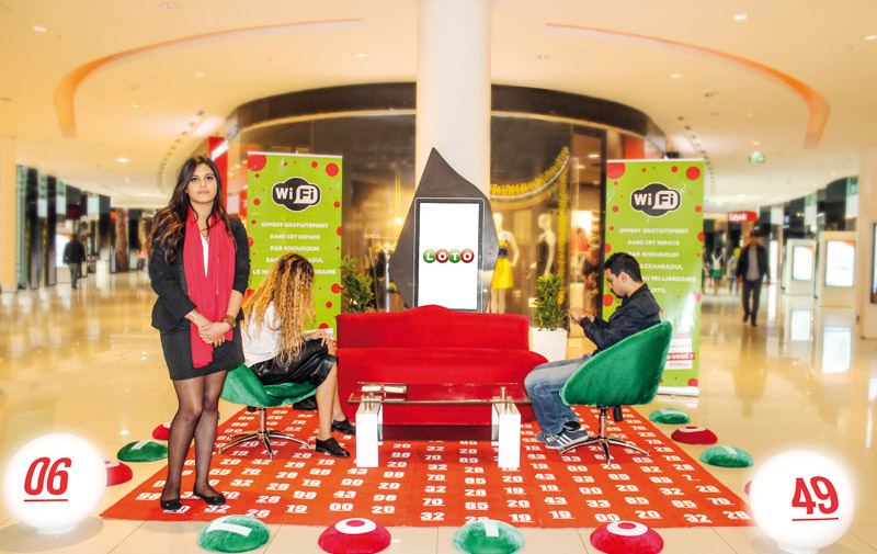 Nouvelle campagne pour Loto: Said Azzahraoui offre l'accès gratuit au wifi