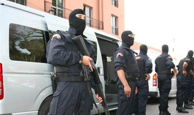 Terrorisme : Mise en détention de cinq personnes à la prison de Salé