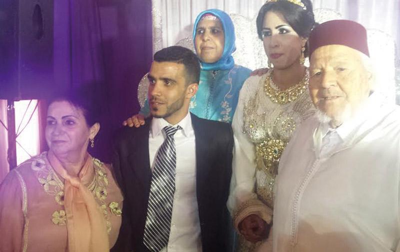 Association Zaouia El Khadra pour l'éducation et la culture: Un mariage cinq sur cinq