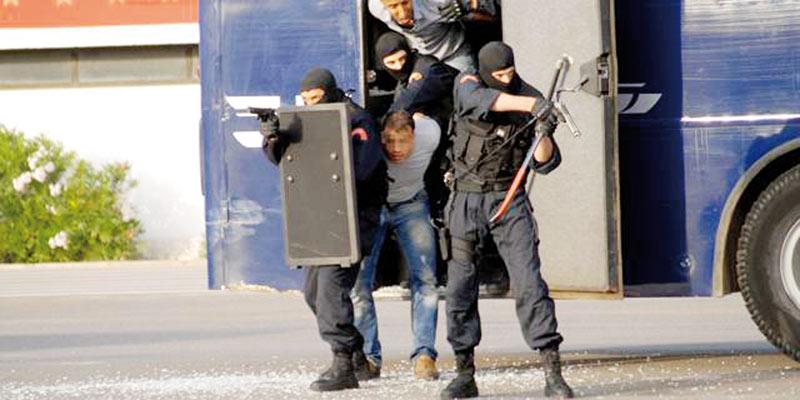 Le BCIJ démantèle une cellule terroriste