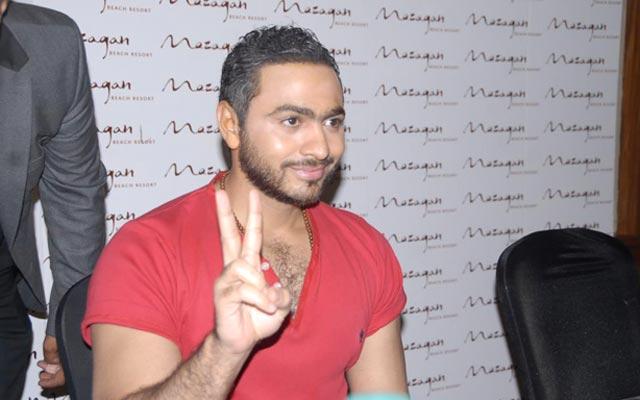 Tamer Hosni, un chanteur dans le vent