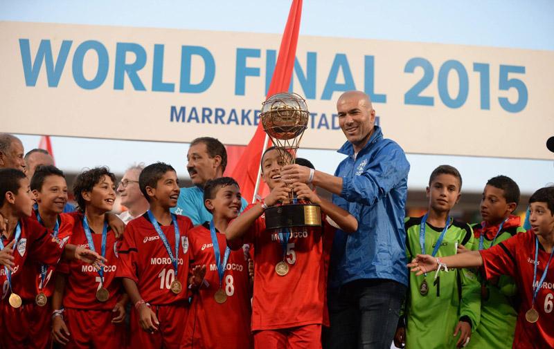 Danone Nations Cup : L'équipe marocaine décroche le titre