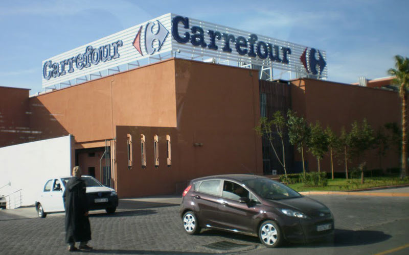 Carrefour :  Nouvelle ouverture à Marrakech