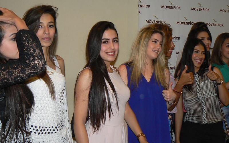 27 prétendantes au titre de Miss Maroc 2015