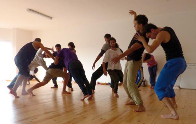 Nouvelle saison à l'Espace Darja: Performances, chorégraphies, résidences… tout un programme