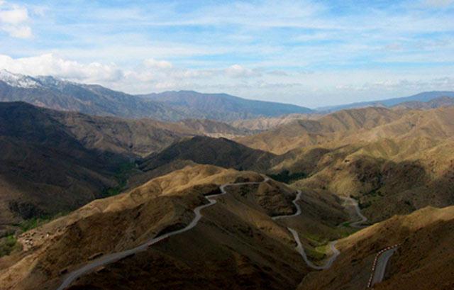 Maroc – Intempéries : Le projet de tunnel de Tichka refait surface