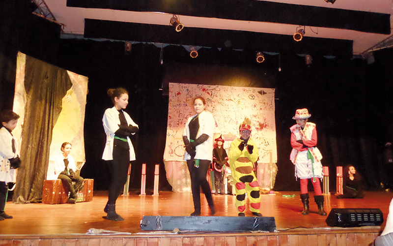 Théâtre scolaire : Les enfants d'Anfa raflent la mise