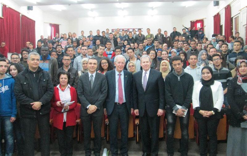 Boeing s'allie à Injaz Al-Maghrib: Pas question d'exclure les jeunes