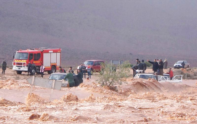 Inondations à Guelmim et Sidi Ifni: Le constat de Zurich Assurances