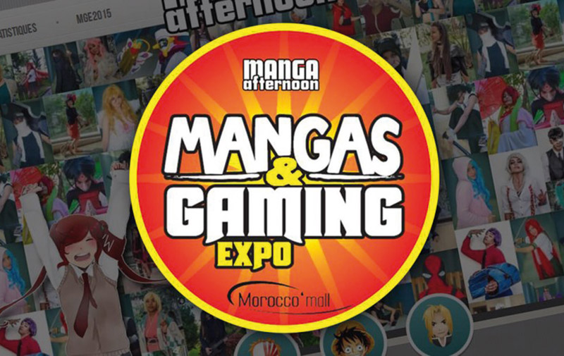 Mangas et gaming : La Japan-mania frappe le Morocco Mall