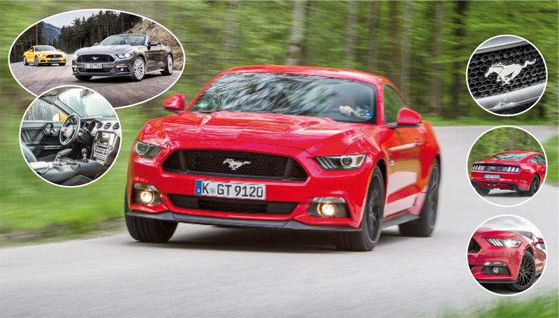 Ford Mustang: Enfin chez nous !