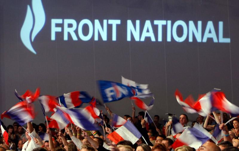 Elections : Le Front National «premier parti de France» après les attentas