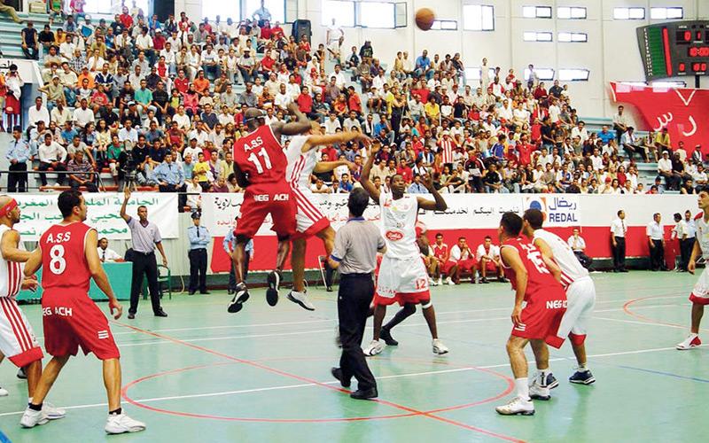 Basketball : Salé commence par une victoire au Championnat arabe des clubs champions