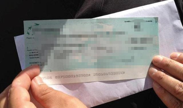 Une bonne subtilise des chèques de son employeur