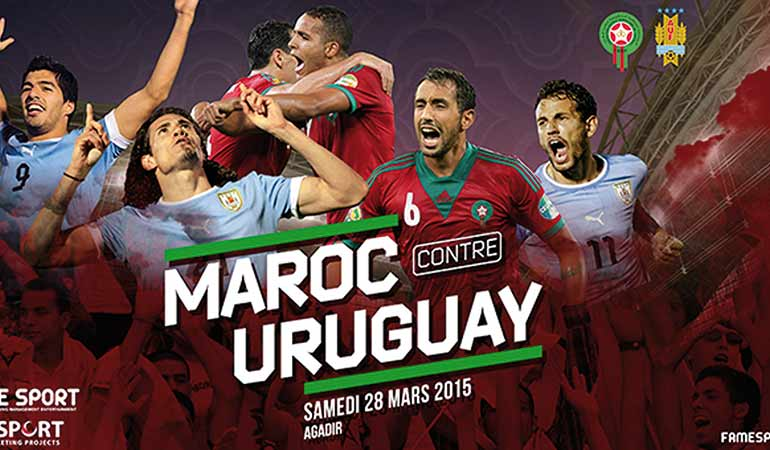 Match amical Maroc-Uruguay : Pour un regain de confiance