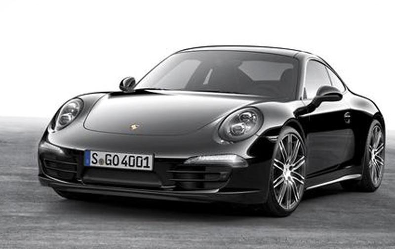 Black Edition : Porsche affiche son côté «dark»