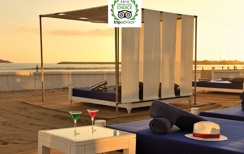TripAdvisor sacre les meilleurs hôtels: Le Médina Essaouira Thalassa sea et spa MGallery dans le palmarès