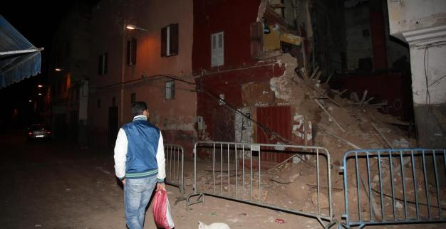 Guelmim : quatre enfants décèdent dans l'effondrement d'une maison