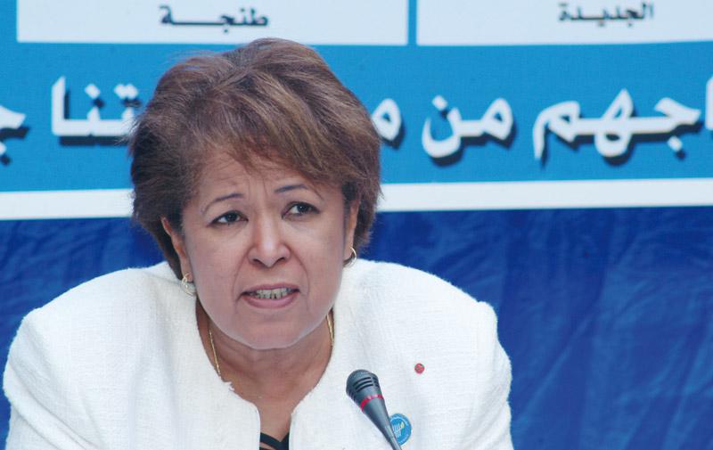 Zoulikha Nasri, une icône humaniste tire  sa révérence