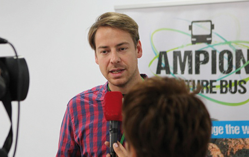 Entretien avec Fabian-Carlos Guhl, président d'Ampion