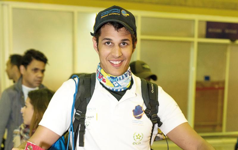 7 marathons en 7 jours dans 7 continents: Contrat rempli pour Hassan Baraka