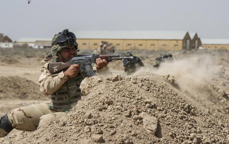 Irak: Un soldat américain tué dans l'assaut d'une prison de Daesh