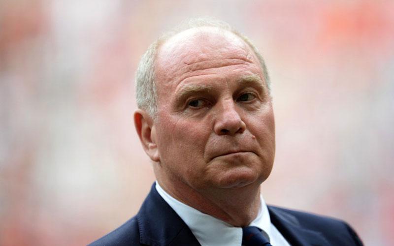 Trois ans et demi de prison ferme pour le président du Bayern Munich