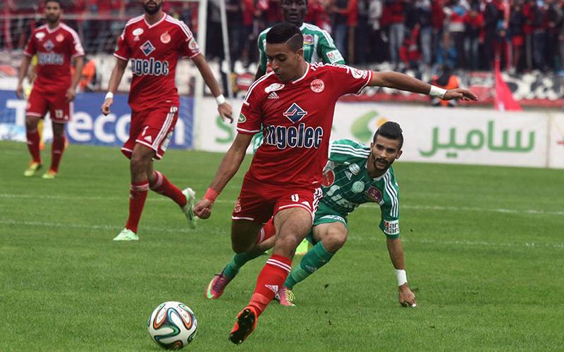 Football : Le Wydad remporte le derby de Casablanca