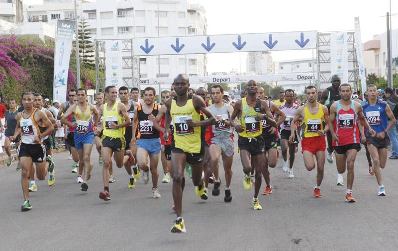 Grand marathon international de Casablanca: Nouvelle édition, nouveau parcours