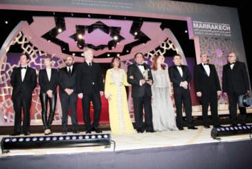 Marrakech, des stars, du glamour et des paillettes