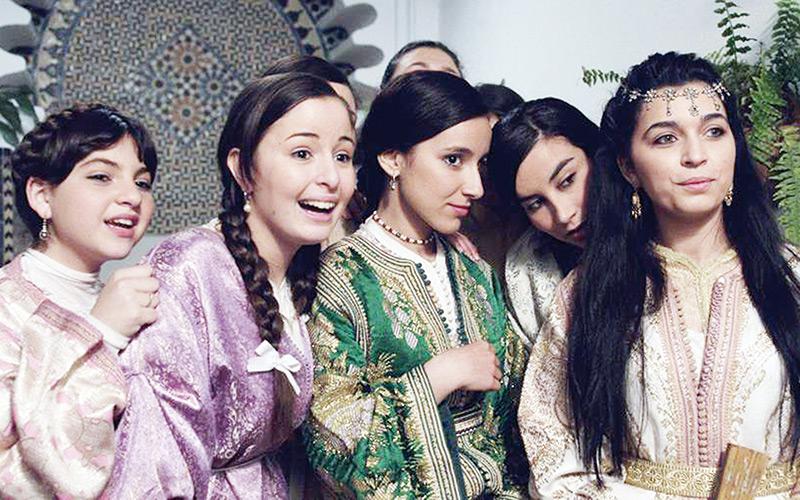 Fcmt deux films marocains en lice pour le grand prix for Film marocain chambra 13