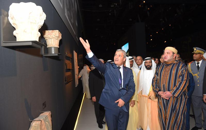 SM le Roi inaugure la semaine culturelle marocaine aux Emirats Arabes Unis