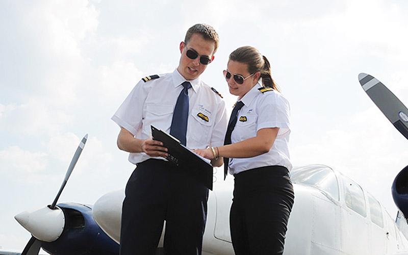 Sky Training, un nouveau venu dans la formation aéronautique